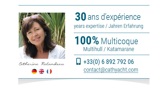 Contacter CathYacht
